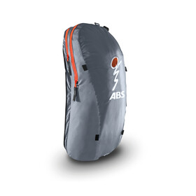 ABS Vario Zip-On 8 Ultralight - Sac avalanche - gris